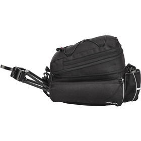 Red Cycling Products PRO Back Loader pyörälaukku, black